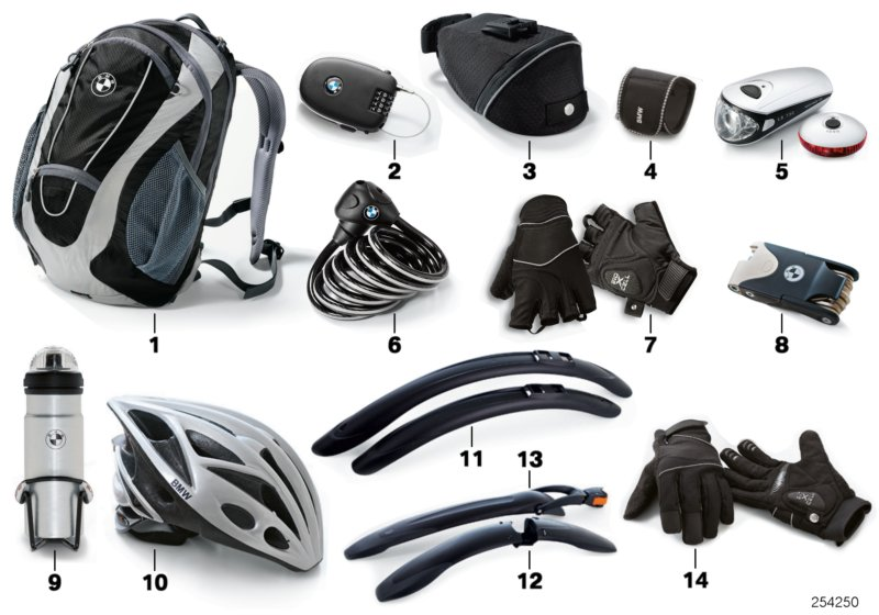 Bmw Accesories Amp Lifestyle Bikes And Equipment