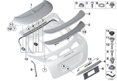 Parts For MINI R53/Coupe/Cooper S/ECE/Audio, Navigation, Electronic Systems/Ipod Connection Retrofit KitAttachments Tailgate_1