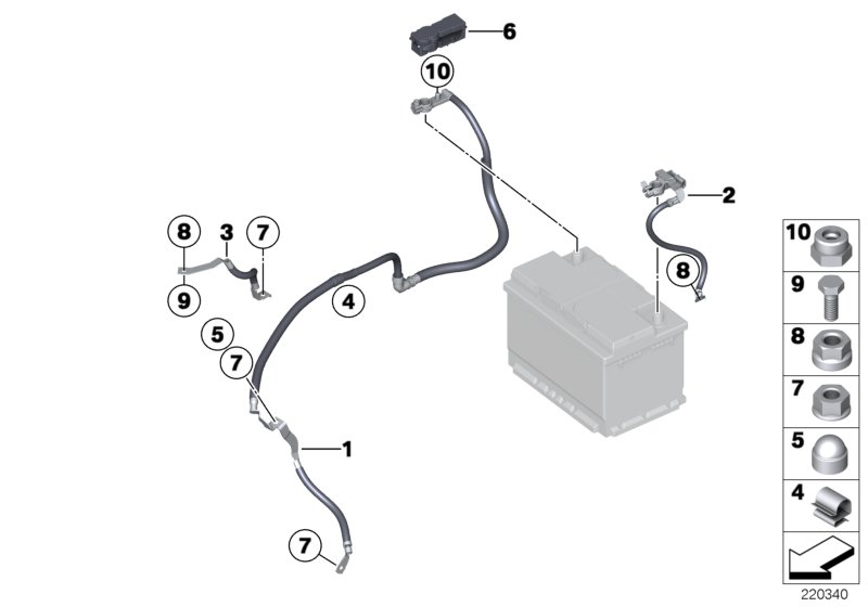 mini r60  countryman  cooper sd  ece  engine electrical system