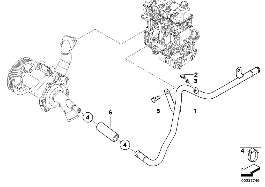 2003 mini cooper engine diagram