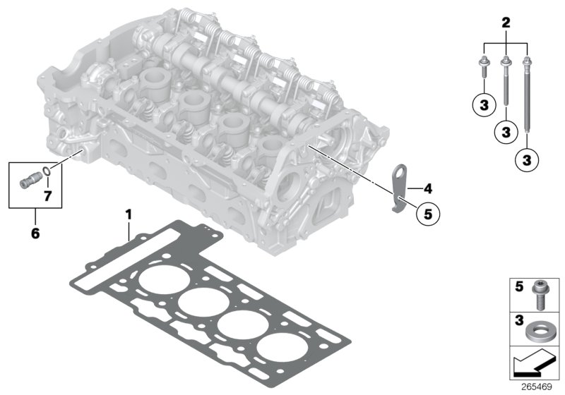 mini r60 countryman cooper s ece engine lubricat syst filter heat exchanger estore central