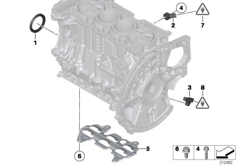 mini r60 countryman cooper s ece engine cylinder electr add on parts estore central