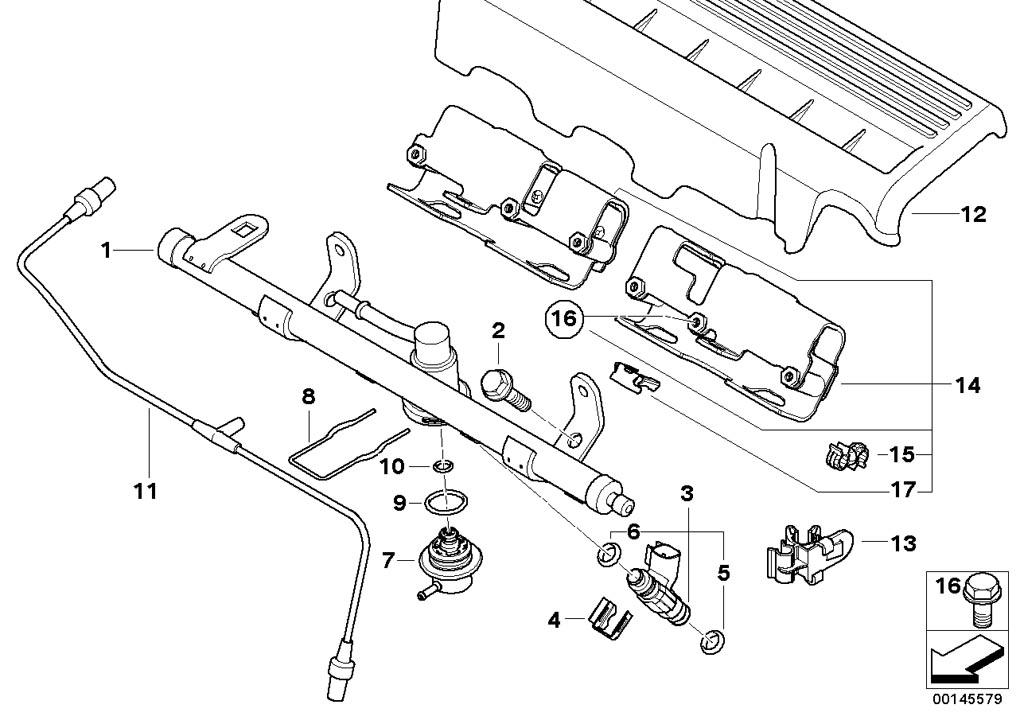 mini r50  coupe  one 1 4i  ece  fuel preparation system