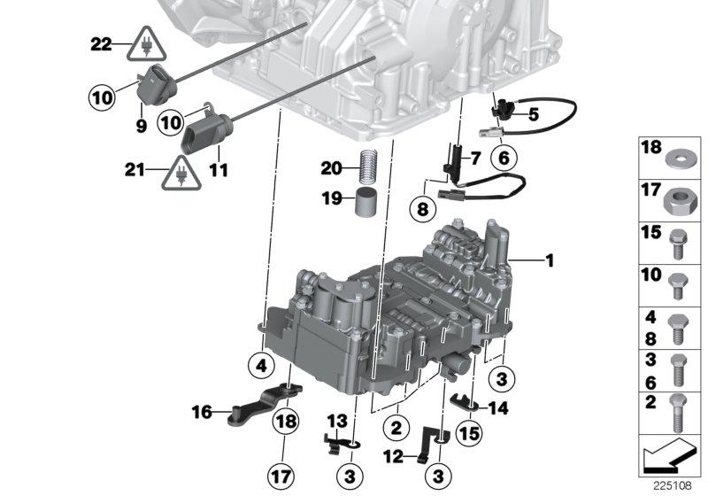 Mini R60  Countryman  Cooper S  Usa  Automatic Transmission