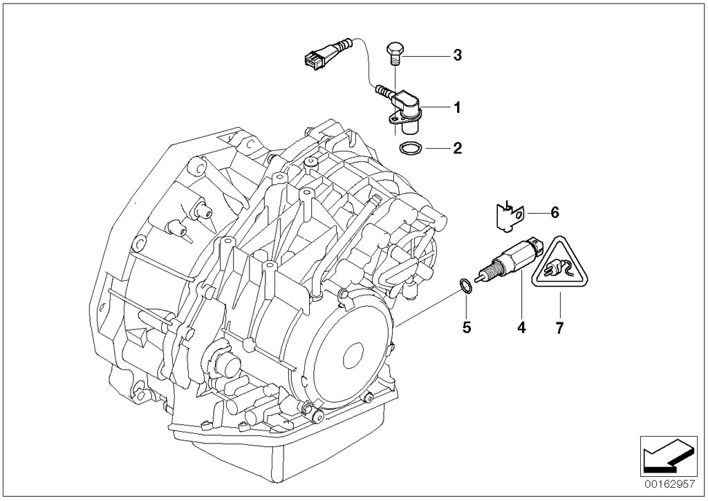 Mini R50  Coupe  Cooper  Ece  Automatic Transmission  Gacvt16z