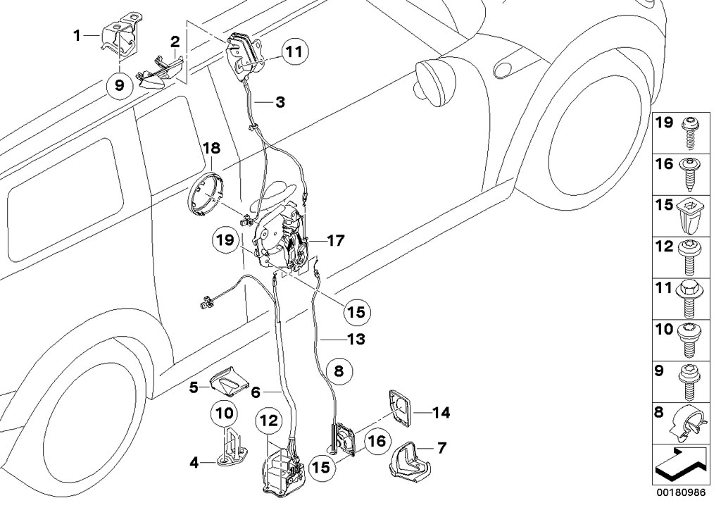 clubman mini cooper parts diagram  mini  auto wiring diagram