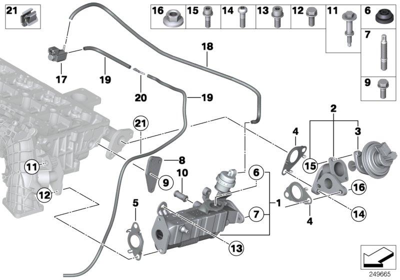 Mini R56 Lci  Coupe  Cooper Sd  Ece  Engine  Cylinder Head