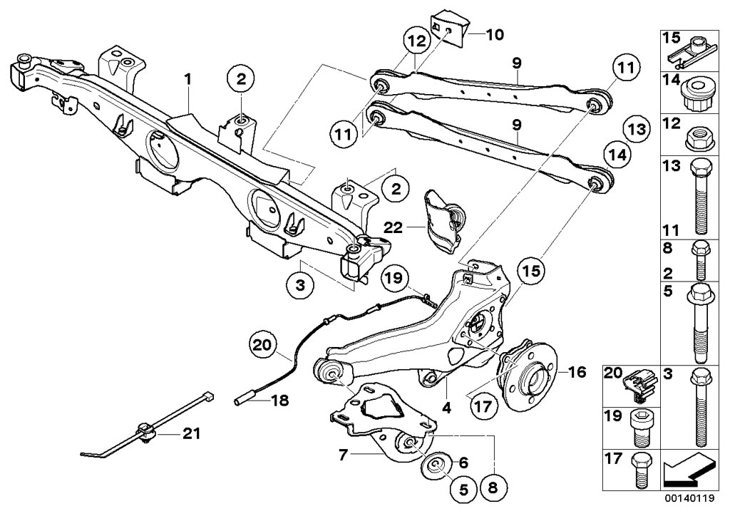 Rear Coil Spring on mini cooper exhaust system diagram