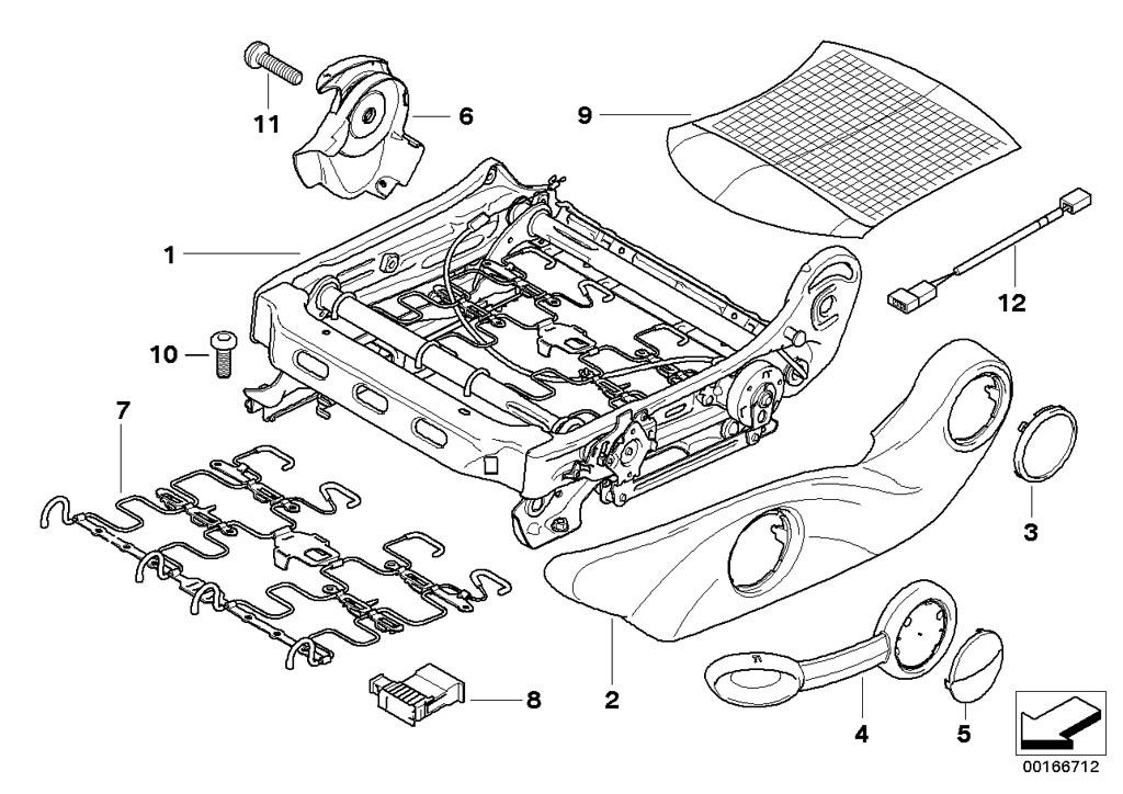 mini r56  coupe  coop s jcw  usa  seats  jcw sports seat recaro