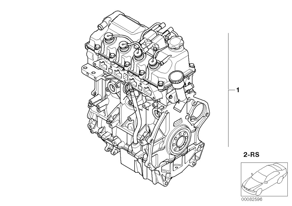 Mini R53  Coupe  Cooper S  Ece  Engine  Cylinder Head