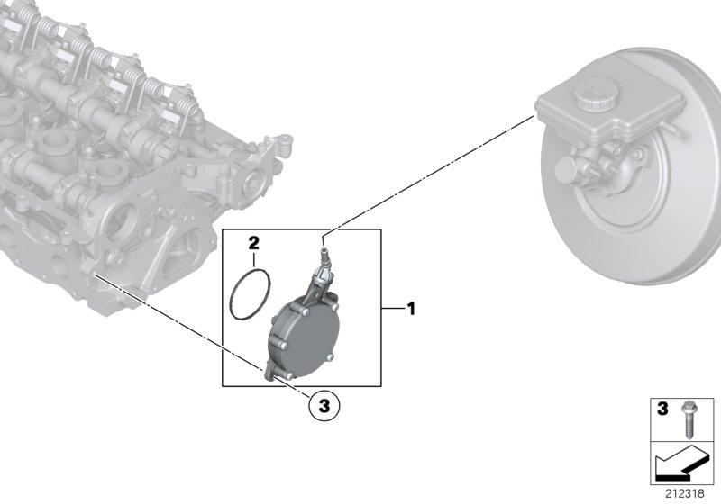 Mini R56 Lci  Coupe  Cooper S  Usa  Engine