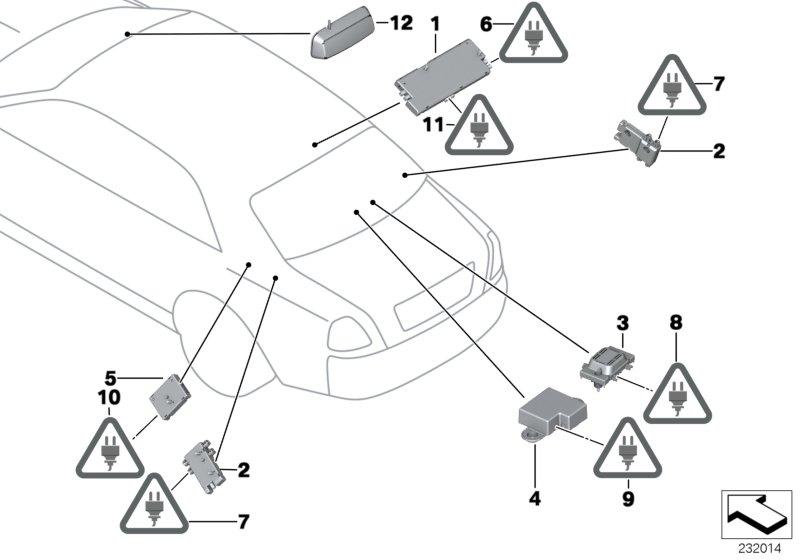 rolls royce parts diagrams