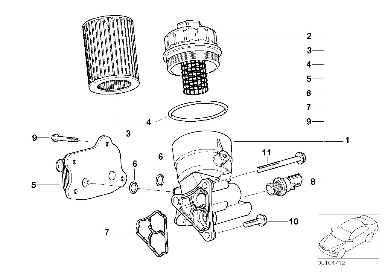 mini r53 coup u00e9 cooper s - usa - moteur